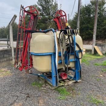 Equipos de herbicida